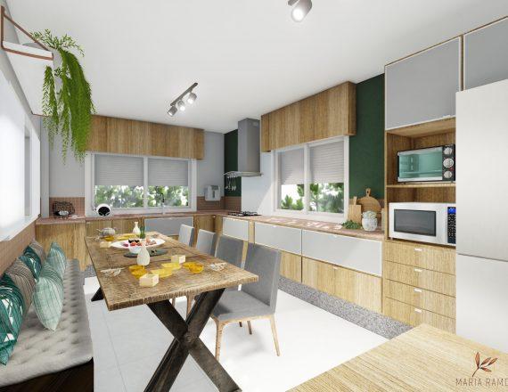 Projeto Cozinha Martina